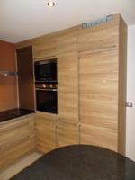 Hochertige Einbauküche mit Siemens Geräten